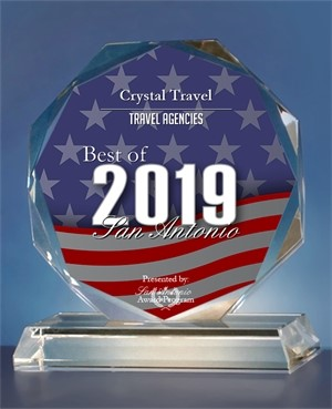 2019 Best of San Antonio Awards in Travel Agencies