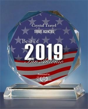 2019 Best of San Antonio Awards in Travel Agencies